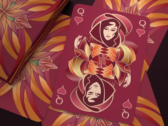 No.7 Playing cards